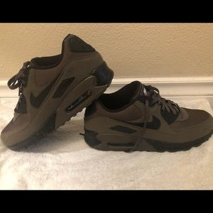 Men's Nike AirMax Custom Nikeid size 9.5
